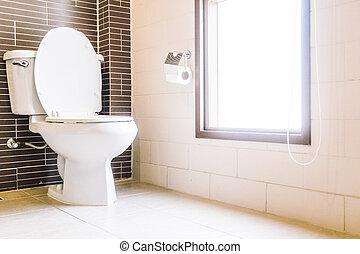 toaleta, posadit