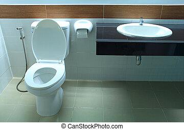 toalett, publik