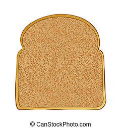 toast, couper