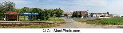 Tobacco factory in Kutna Hora