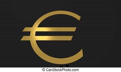 Tobogán,  De, ONU,  Euro,  pi,  ces