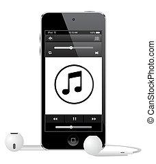 tocco, ipod, mela