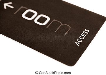 toegang, kaart