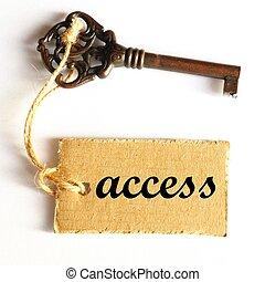 toegang
