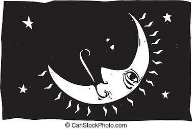 toenemende maan
