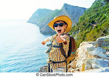 toerisme, avontuur