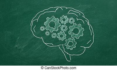 toestellen, hersenen