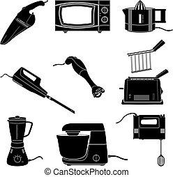 toestellen, keuken