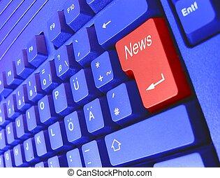 toetsenbord, nieuws