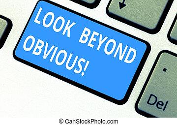 toetsenpaneel, foto, meldingsbord, zien, dringend, toetsenbord, boodschap, achter, onderwerp, deeply, scheppen, intention, vragen, tekst, conceptueel, meer, het tonen, klee, blik, idea., van belang zijn, computer, obvious., of