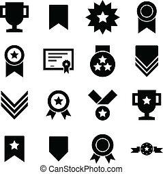 toewijzen, pictogram