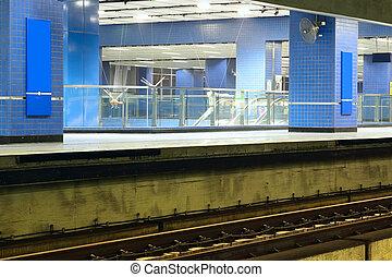 tog station
