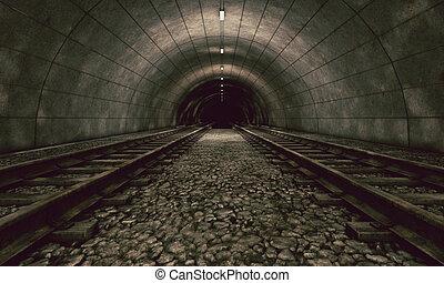 tog tunnel