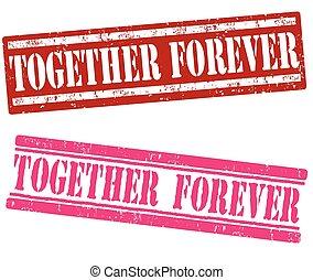 Together forever stamps