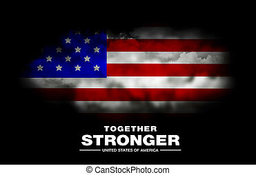 together stronger of united state of america