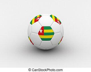 togo, voetbal