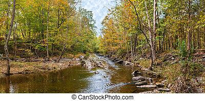 Tohickon Creek Panorama