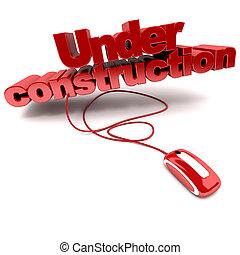 toile, construction, sous