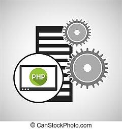 toile, monture, informatique, php, base données