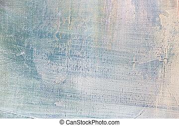 toile, peinture, détail, fond