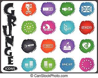 toile, style, ensemble, grunge, brexit, icône