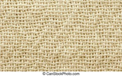 toile, tissu, texture, coton