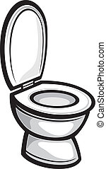 (toilet, bowl), 洗手間