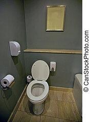 Toilet, hotel