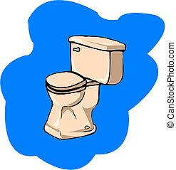 Toilet (toilet bowl)