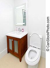 Toilet vintage