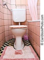 toilette, sale