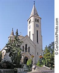 tokaj, 教堂