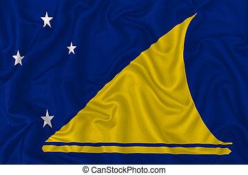 Tokelau islands flag