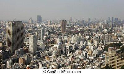 tokio, miasto
