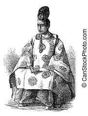 Last Shogun of Japan - Tokugawa Yoshinobu aka Keiki, The...