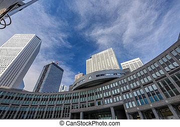 Tokyo Metropolitan Assembly Building