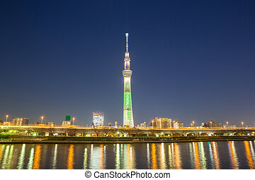 Tokyo Skytree Tower Japan