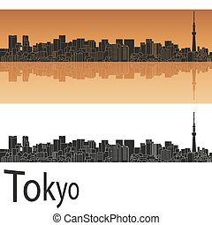Tokyo V2 skyline