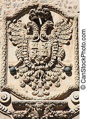 Toledo coat of arms