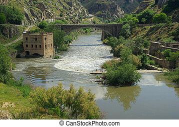 Toledo Puente Nuevo de Alcantara 03