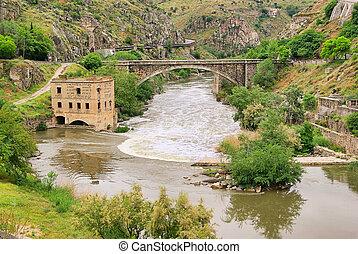 Toledo Puente Nuevo de Alcantara 04