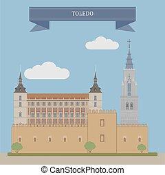 Toledo, Spain - Toledo, city in central Spain