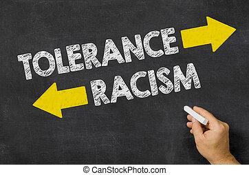 Tolerance or Racism