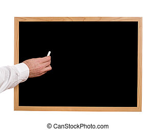 tom, blackboard