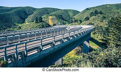 Tom Lantos Cabrillo highway tunnel near california pacific ...