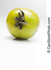 tomaat, groene