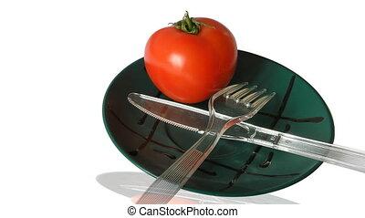 tomaat, rood