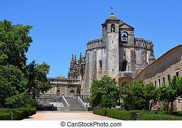 tomar, castillo, portugal
