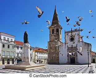 Tomar church 01