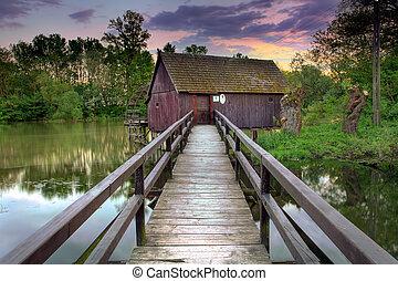 tomasikovo, -, watermill